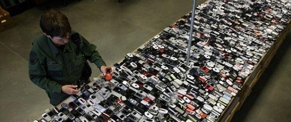监狱安装手机信号屏蔽器的重要性