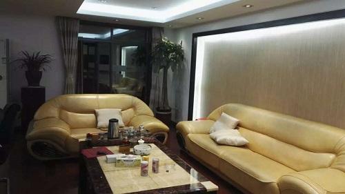 福建灵信信息科技有限公司湖南分公司访客接待室