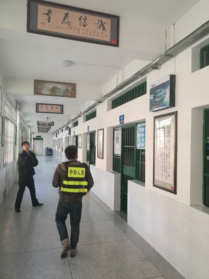 福建某监狱手机信号屏蔽器项目-图片4