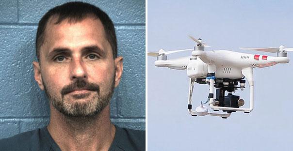 美囚犯利用无人机运送工具越狱,无人机存被非法使用隐患