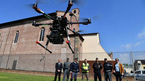 英国加强无人机监管:开始实行无人机实名制