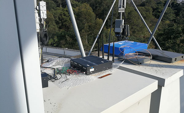灵信科技携手运营商实地测试TD同步手机信号屏蔽器