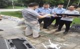 广西南宁公安局无人机反制设备演示,灵信科技综合实力、效果第一